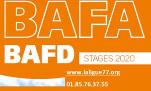 BANDEAU BAFA BAFD 2020