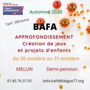 BAFA APPRO 26 au 31 OCTOBRE 2020 (2)