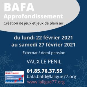2. 2021 BAFA appro fev